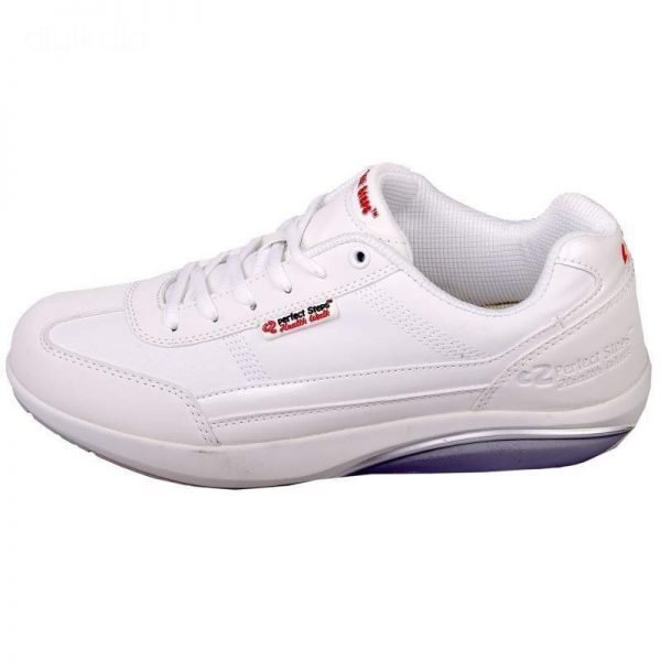 کفش مردانه پرفکت استپس هلس واک سفید