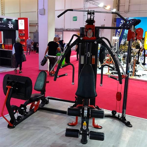 دستگاه بدنسازی ۳۶کاره طرح Hoist مدلV4 ورژن A