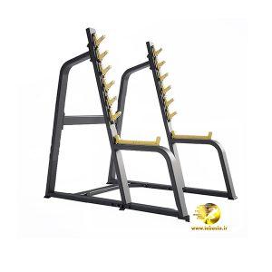 خرک اسکوات پایه دار Tonda Sport65