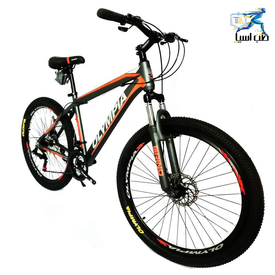 دوچرخه المپیا مدل وینر OLYMPIA WINNER سایز26