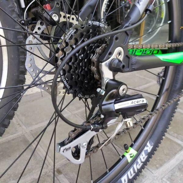 دوچرخه RAPIDO مدل R6 سایز ۲۷٫۵