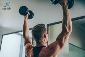 fitness men sports gym