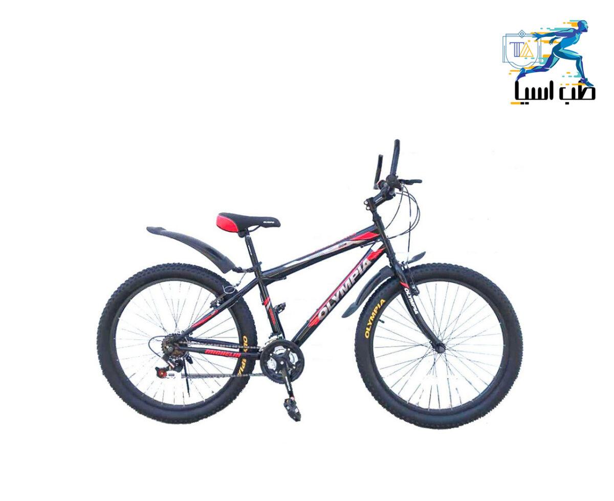 olympia michelin bike 26 black